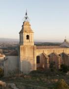 Bédouin, vue de l'église