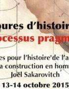 Affiche Epures d'histoire