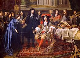 Louis XIV et l'académie