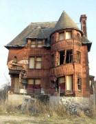 Maison sinistrée