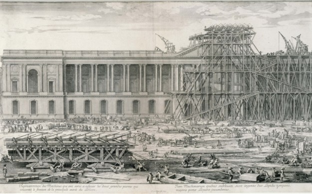 Machine Louvre